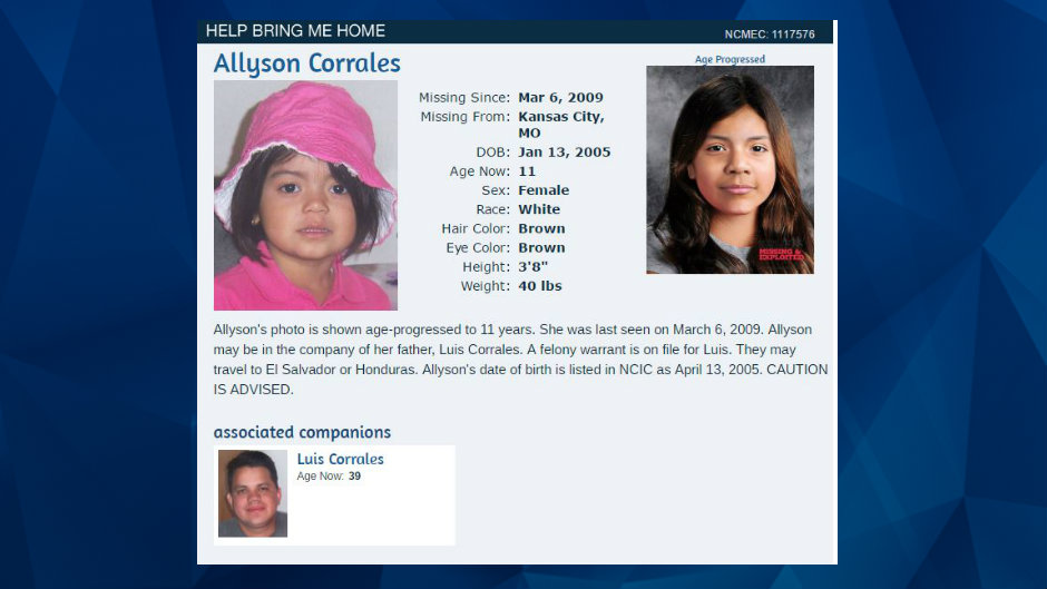 [Photo by the National Center for Missing & Exploited Children]