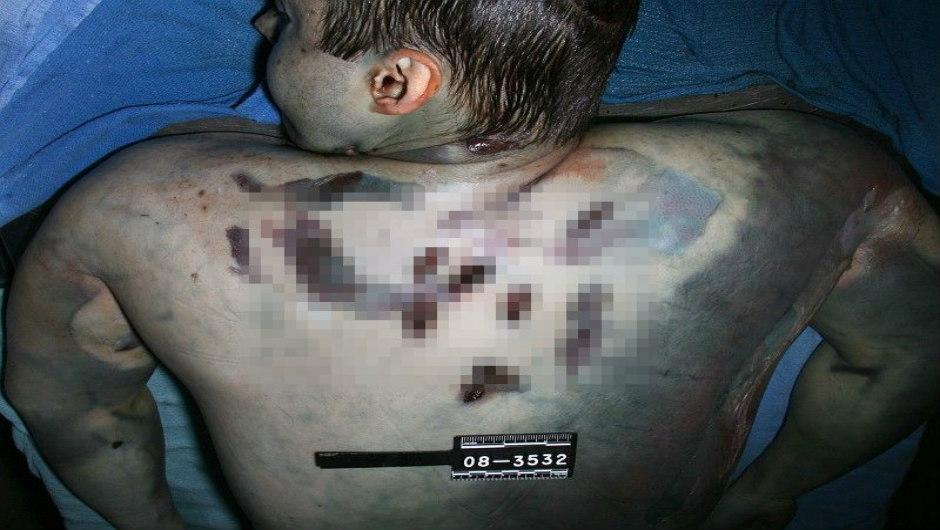 arias travis crime scene alexander Jodi